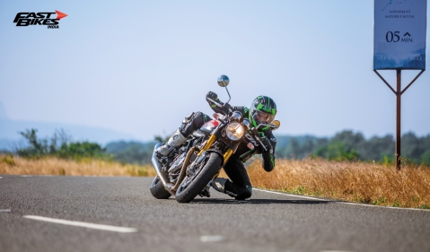 Norton Commando Mk II Limited Edition test ride review