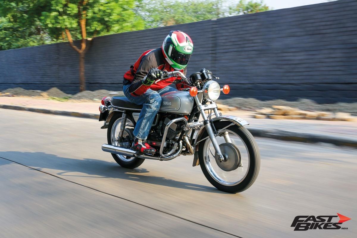 Escorts Yamaha RD350: Gone, But not Forgotten