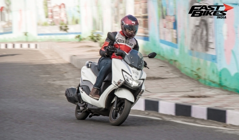 Long term review: Suzuki Burgman Street 125