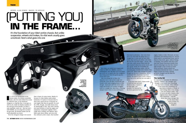Fast Bikes India October 2018 issue – on stands now!
