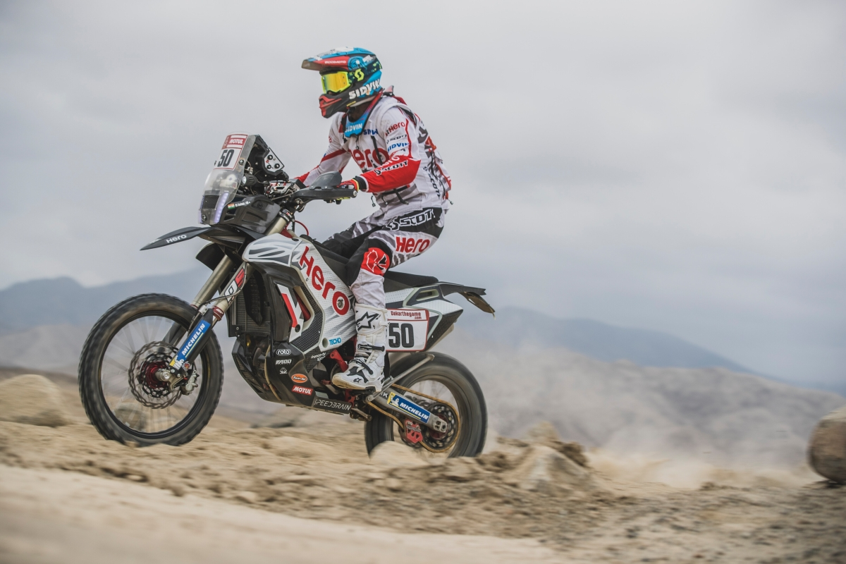 Route for the 2020 Dakar Rally in Saudi Arabia revealed