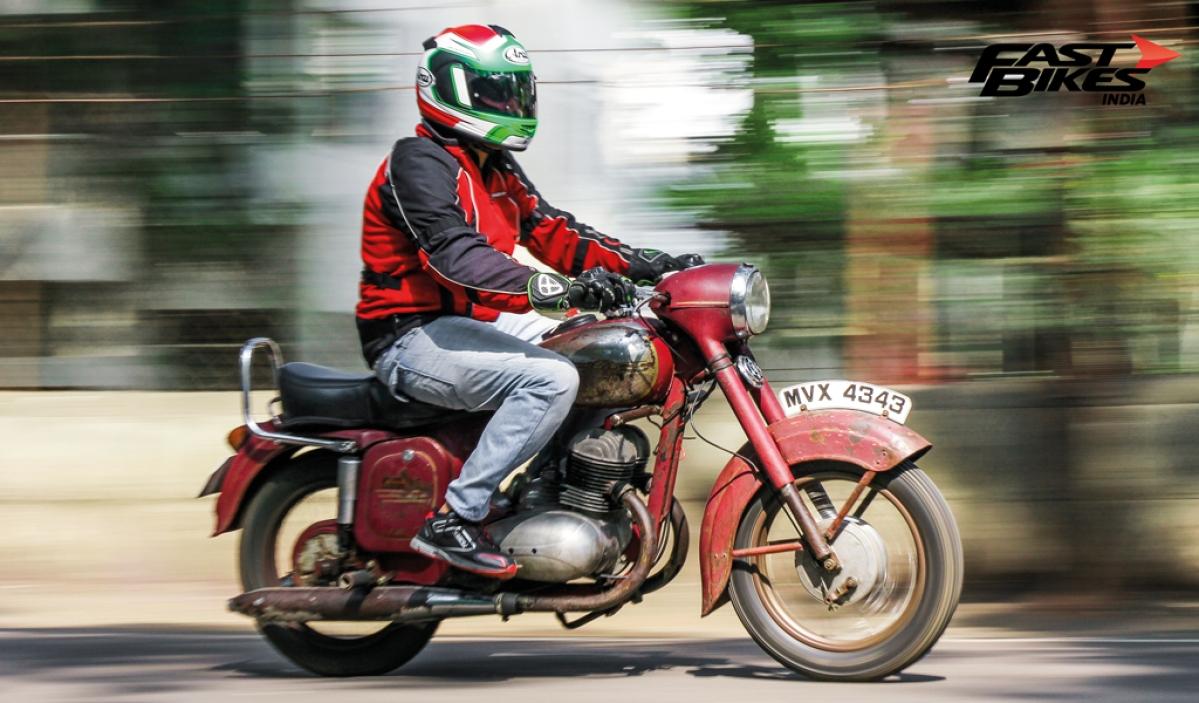 Jawa 350 Twin: Gone, but not forgotten