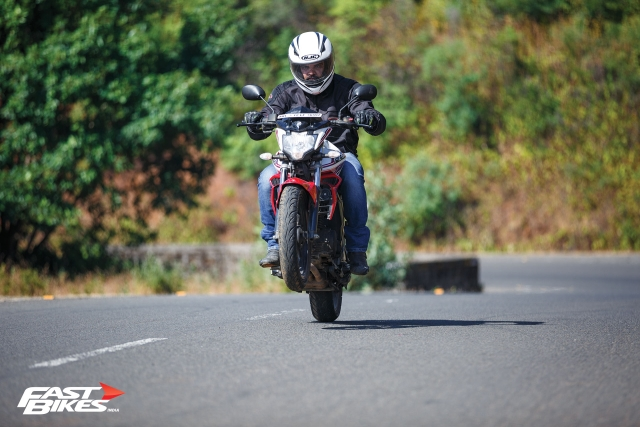 Sharp Seven: 150cc motorcycle shootout