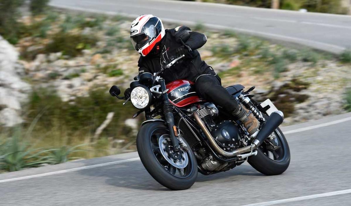 Test Ride Review: Triumph Bonneville Speed Twin