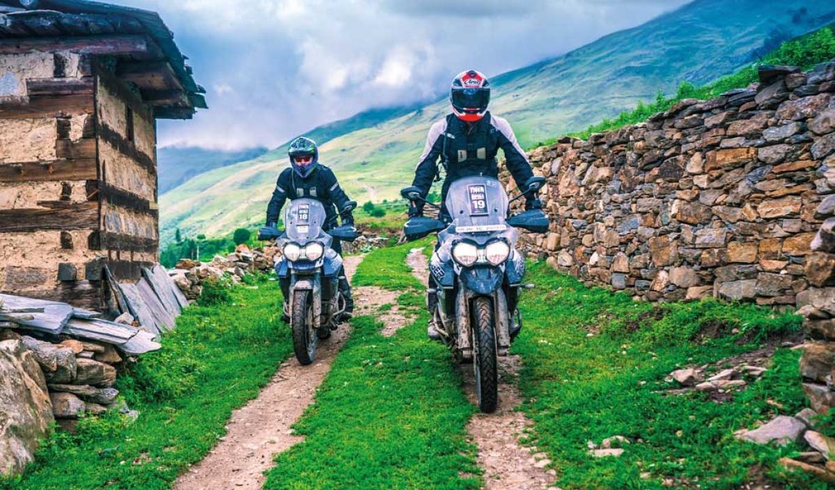 Triumph Tiger Trails – Splendid Spiti 2.0