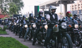 More than 1500 gentlefolk across the country take part in the DGR 2018