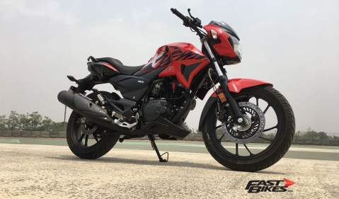 Hero Xtreme 200R officially launched at Rs. 89,900