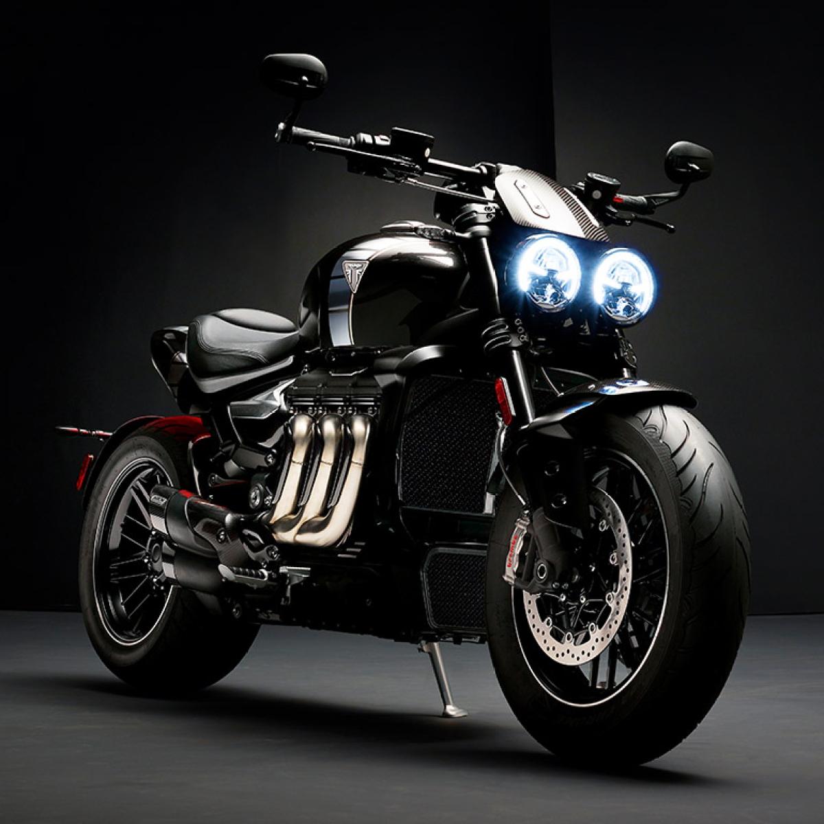 """Triumph reveals the production ready Rocket 3 TFC """"Concept"""""""