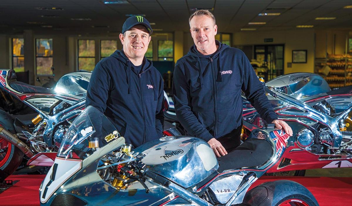 Ikjot Singh Bhasin's blog: Honda, Norton and John McGuinness