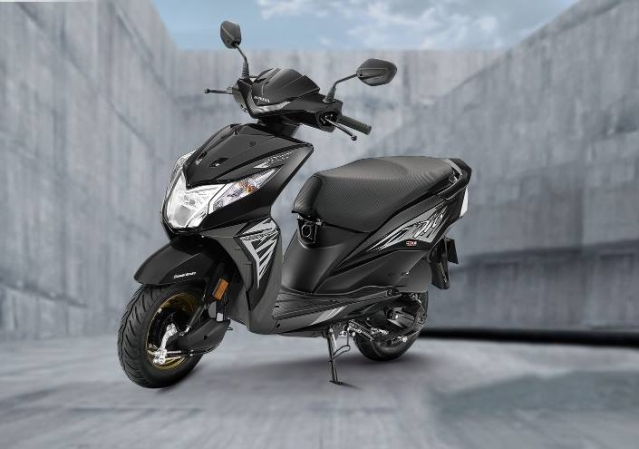 Honda launches the 2018 Dio at Rs 51,292