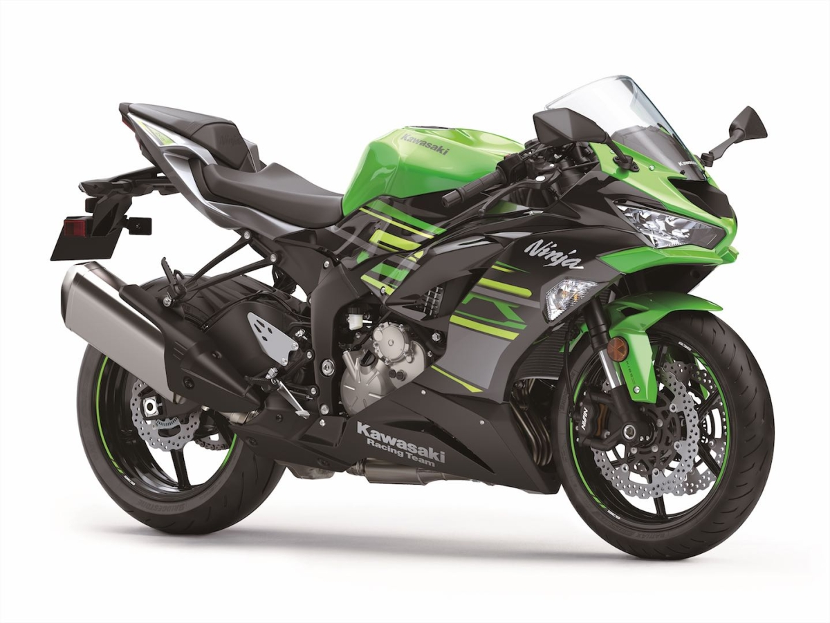 Kawasaki reveals Ninja ZX-6R for 2019