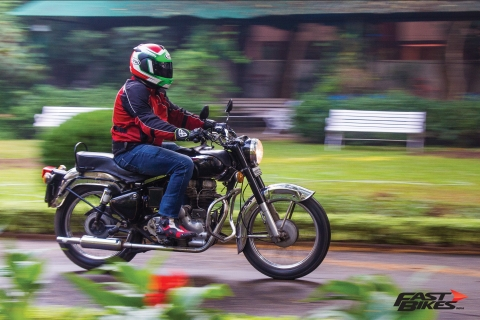 Gone, But not Forgotten: Royal Enfield Bullet 350