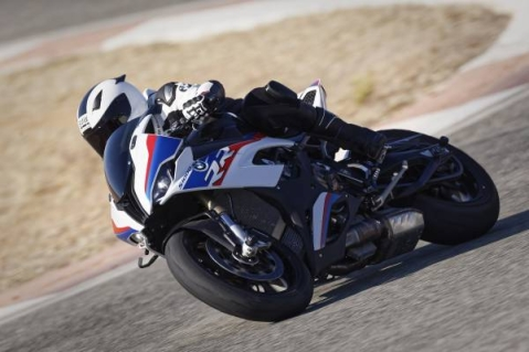 EICMA: All-new BMW S1000RR makes its debut, with some 'M' Power