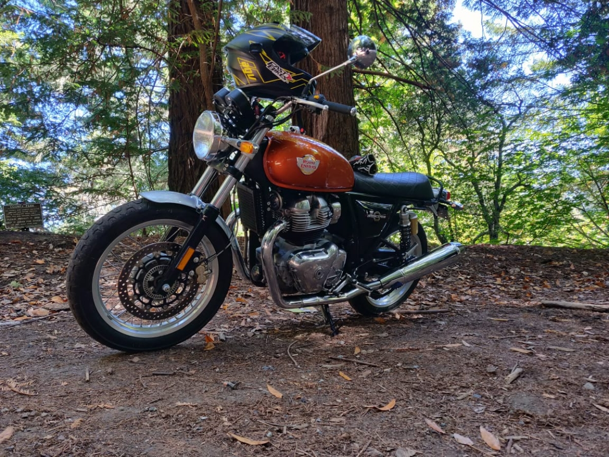 Test Ride Review: Royal Enfield Interceptor 650