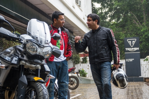 Vimal Sumbly quits Triumph India, is move to Harley-Davidson on the cards?