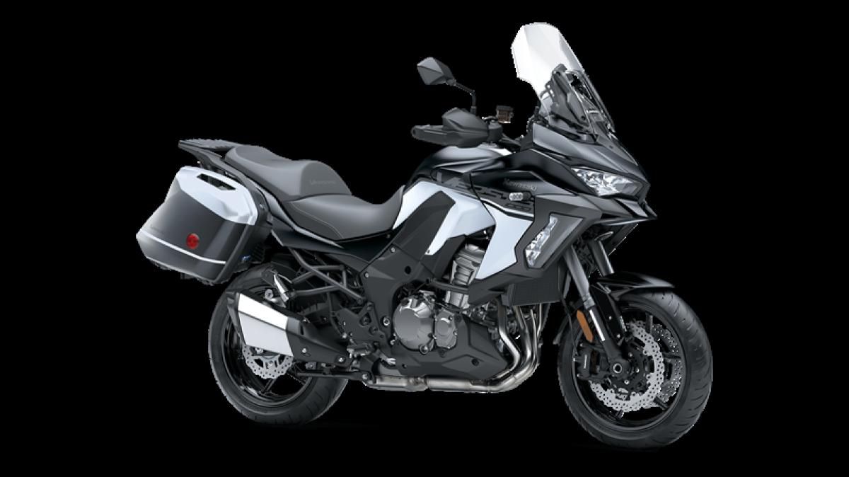 Kawasaki launched the MY20 Versys 1000 at Rs 10.69 lakh