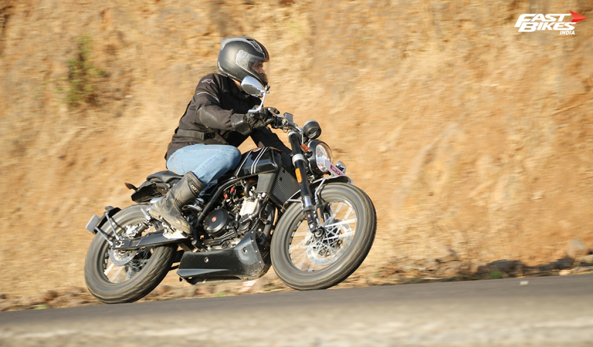 Test Ride Review – FB Mondial HPS 300