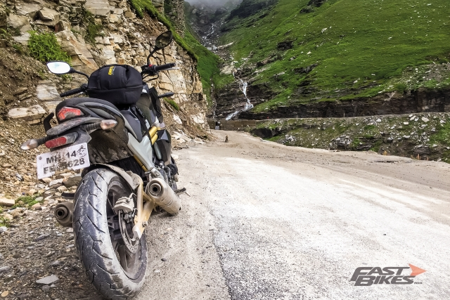 We took the Mahindra Mojo to Ladakh. Here's how it went…