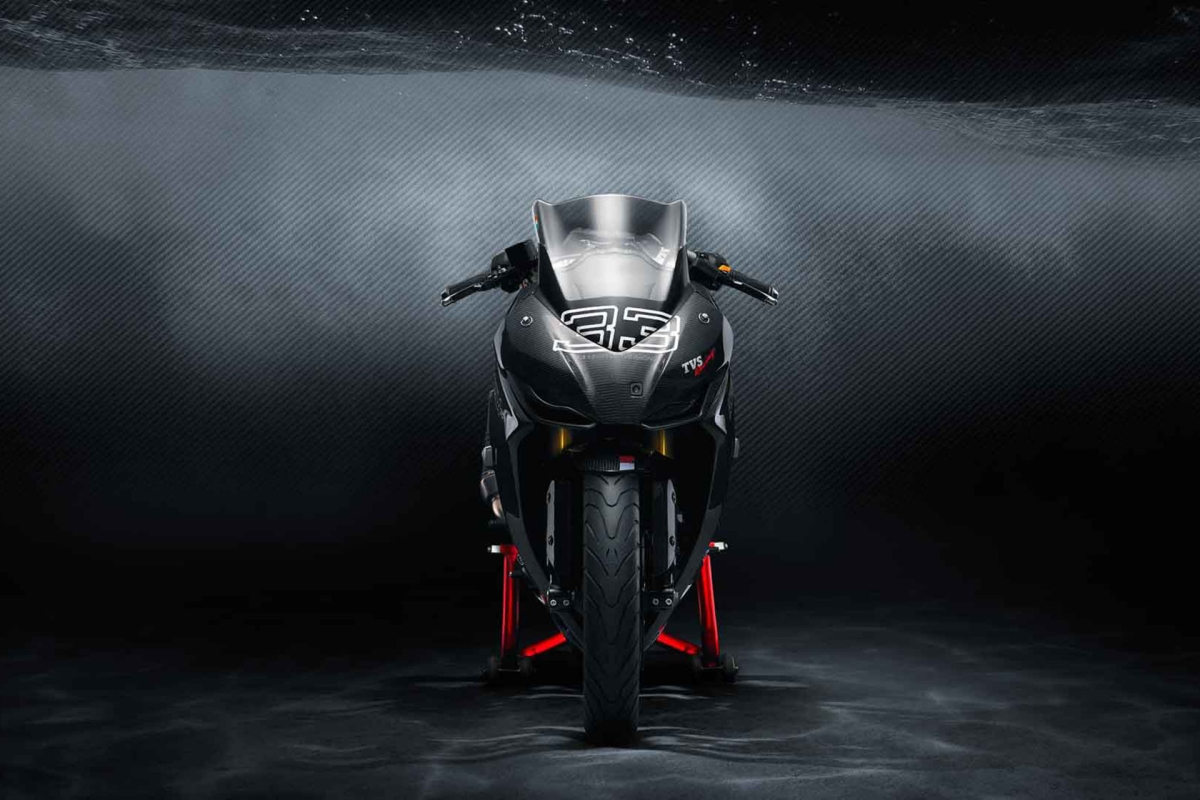TVS Apache RR310 launching on December 6