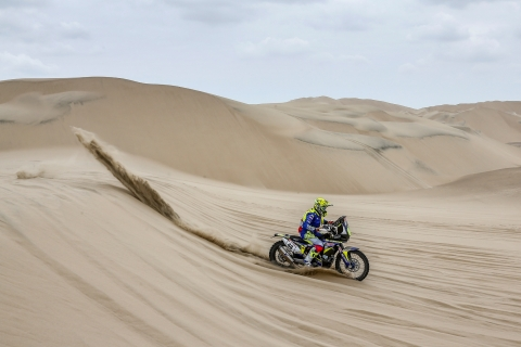 Dakar 2019, stage 8: Sherco TVS rider Aravind KP is 39th overall