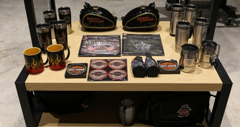Harley-Davidson opens its lifestyle store at the Mumbai International Airport