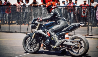 In conversation with Kalyani Potekar – a motorcycle rider turned racer