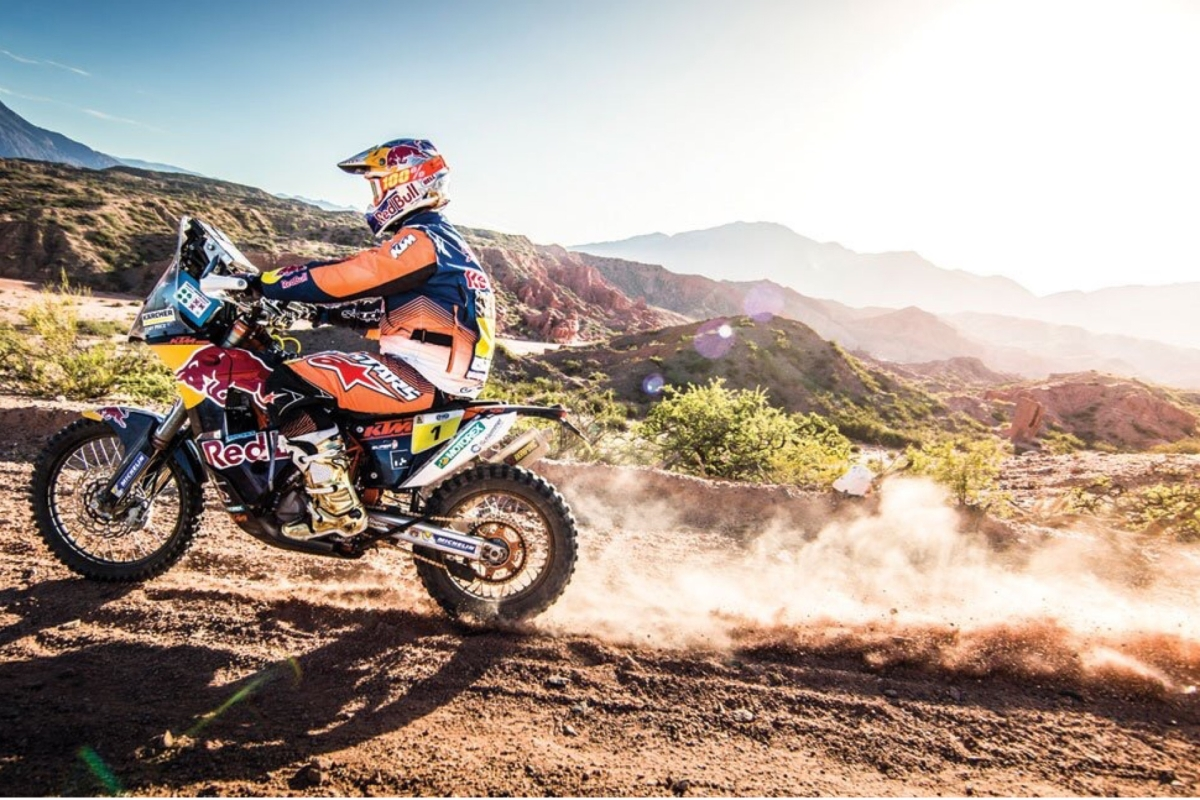 2017 Dakar rally: Stage 4 report