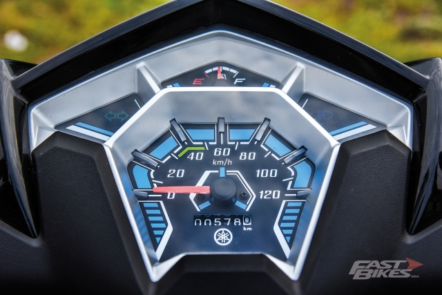 Yamaha Cygnus Ray ZR: Does it have the swag?