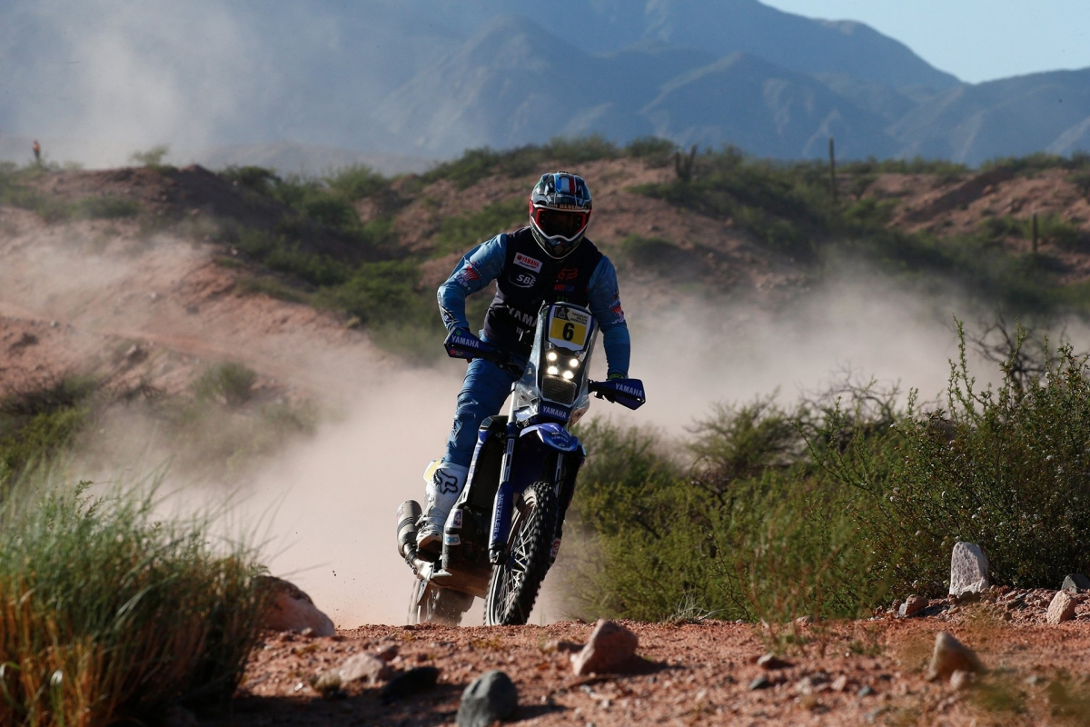 2017 Dakar rally: Stage 5 report