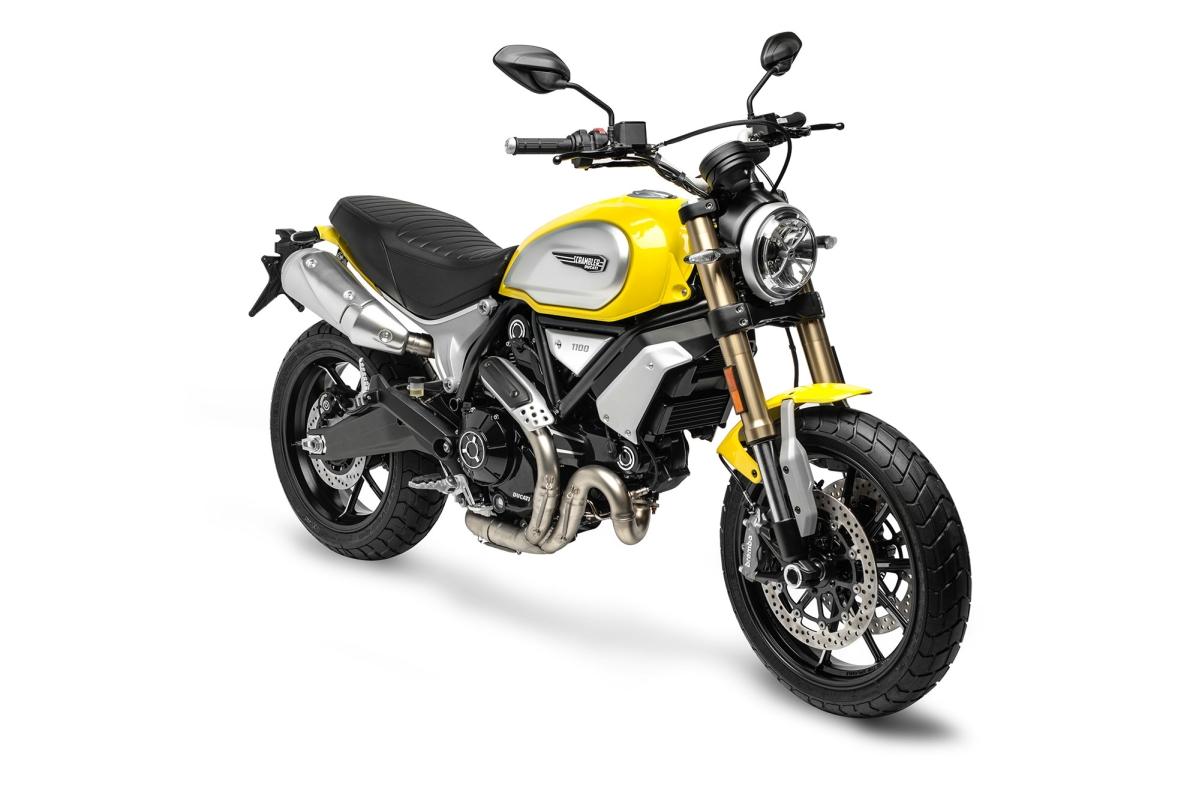 Ducati Scrambler 1100 to be launched on August 27