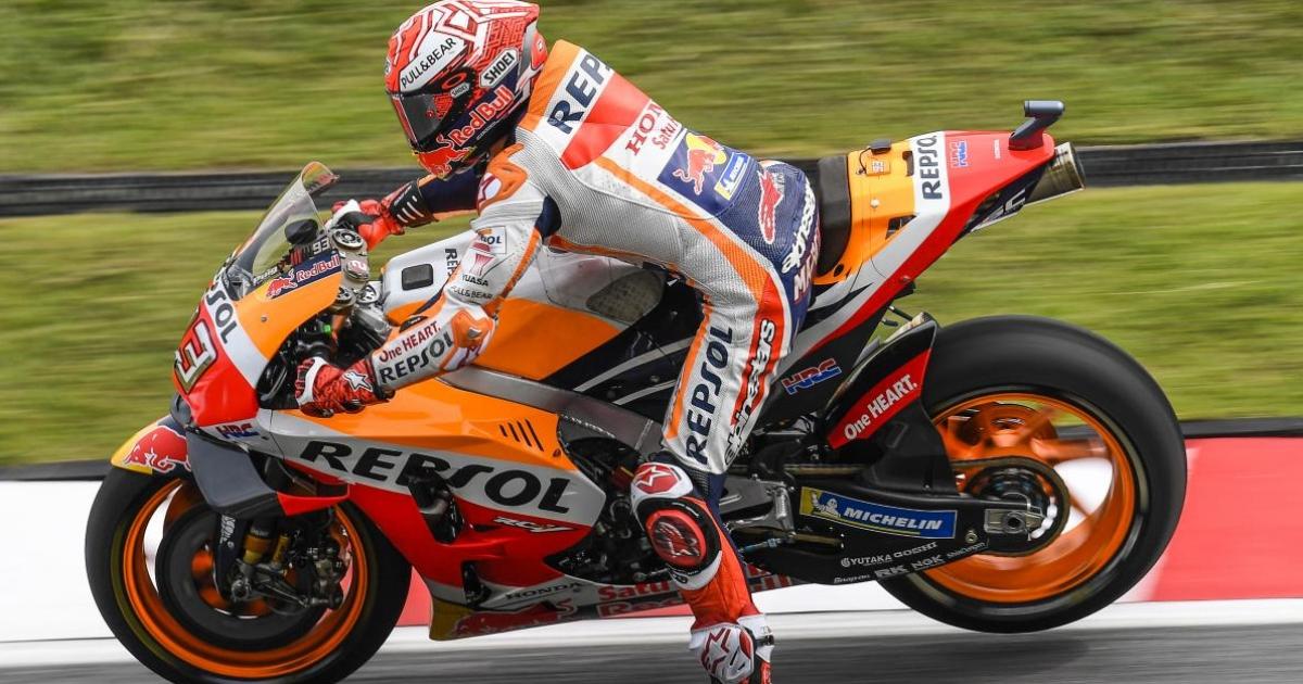 Marquez wins an exhilarating Malaysian GP