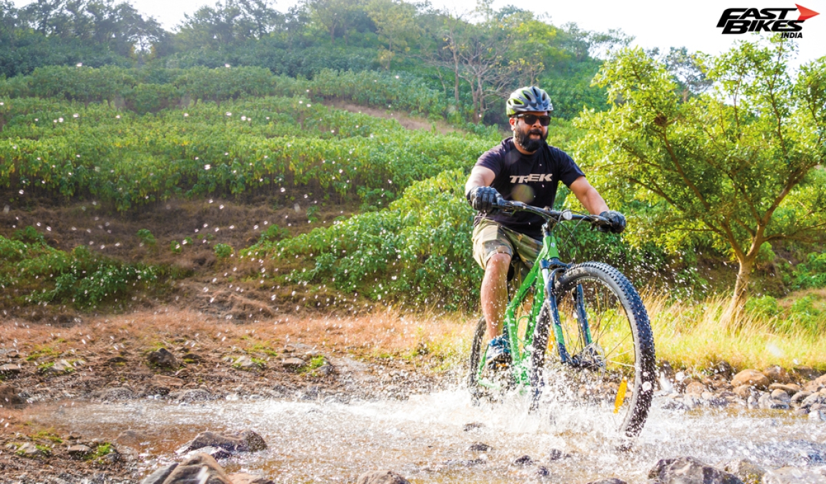 Trek Marlin 4: Test ride review