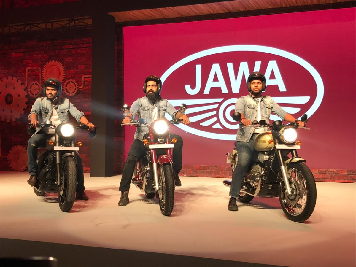 Jawa and Jawa Forty Two launched at Rs 1.64 lakh and Rs 1.55 lakh respectively