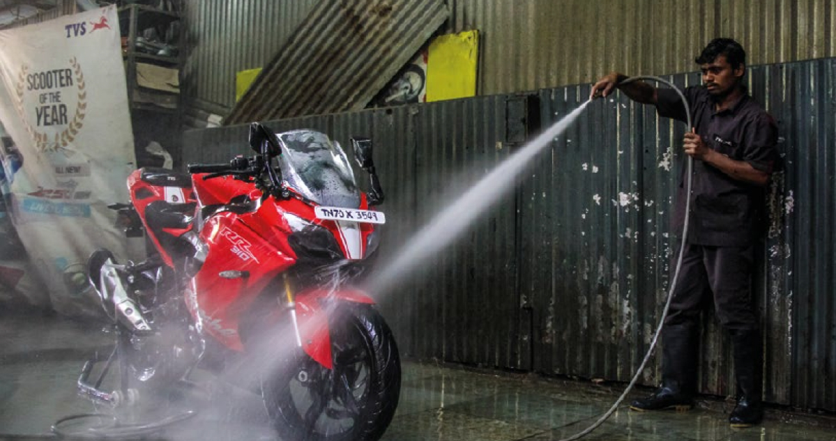 Long term review: TVS Apache RR 310
