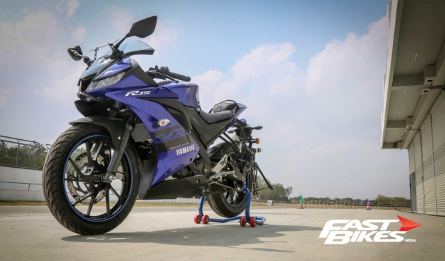 First ride review: Yamaha YZF-R15 v3 0