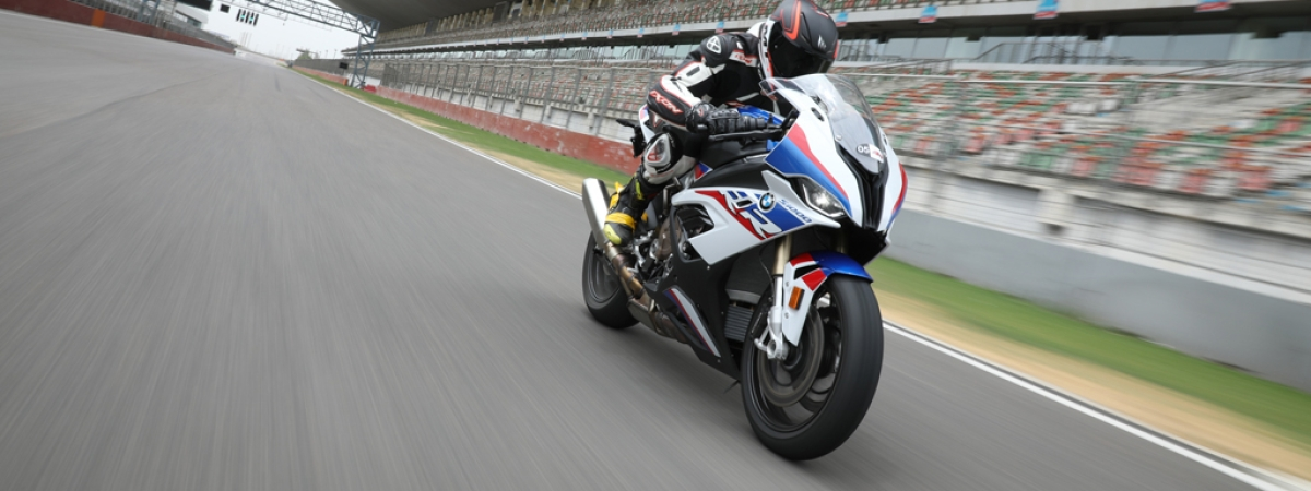 BMW S 1000 RR first ride review