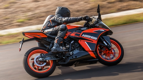 KTM launches the RC125 ABS in India at Rs 1.47 lakh