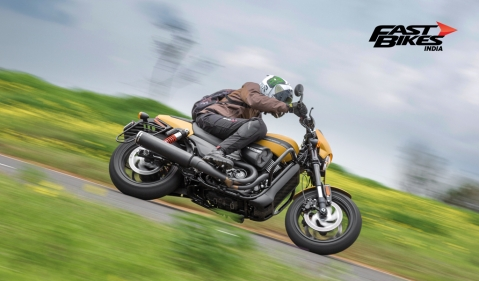 Harley-Davidson partners to produce small-capacity motorcycles