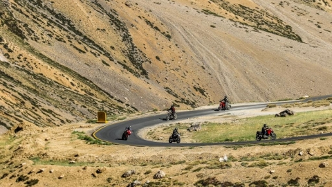 Ducati announces the 3rd edition of Dream Tour 2019