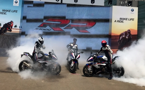 Fourth generation BMW S 1000 RR launched in India