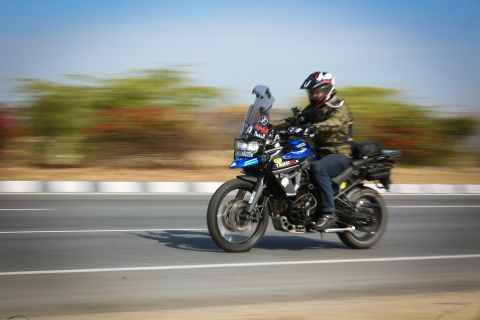 Triumph Tiger Trails: Friend with Benefits