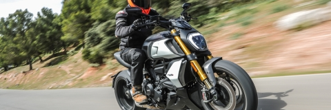 Ducati Diavel 1260 first ride review