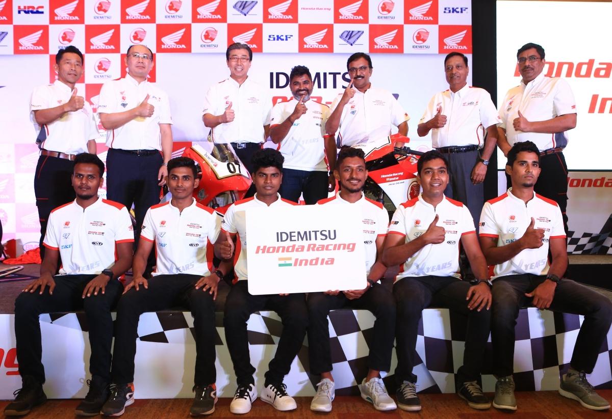 Honda2Wheeler India set to raise the bar for motorsport in India, reveals NSF250R