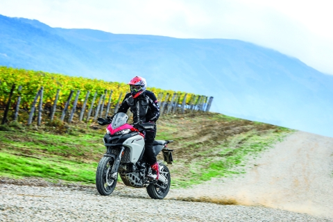 Ducati India tease the Multistrada 1260 Enduro launch