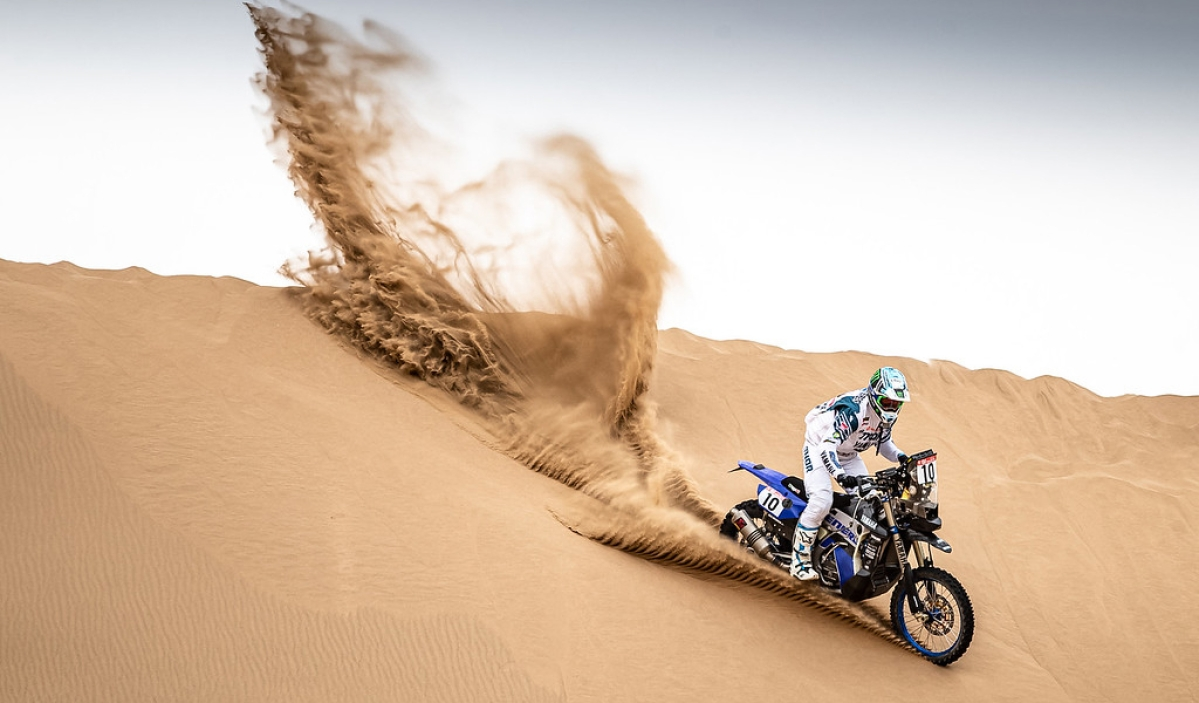 Silk Way Rally Day 8: Kevin Benavides secures stage win