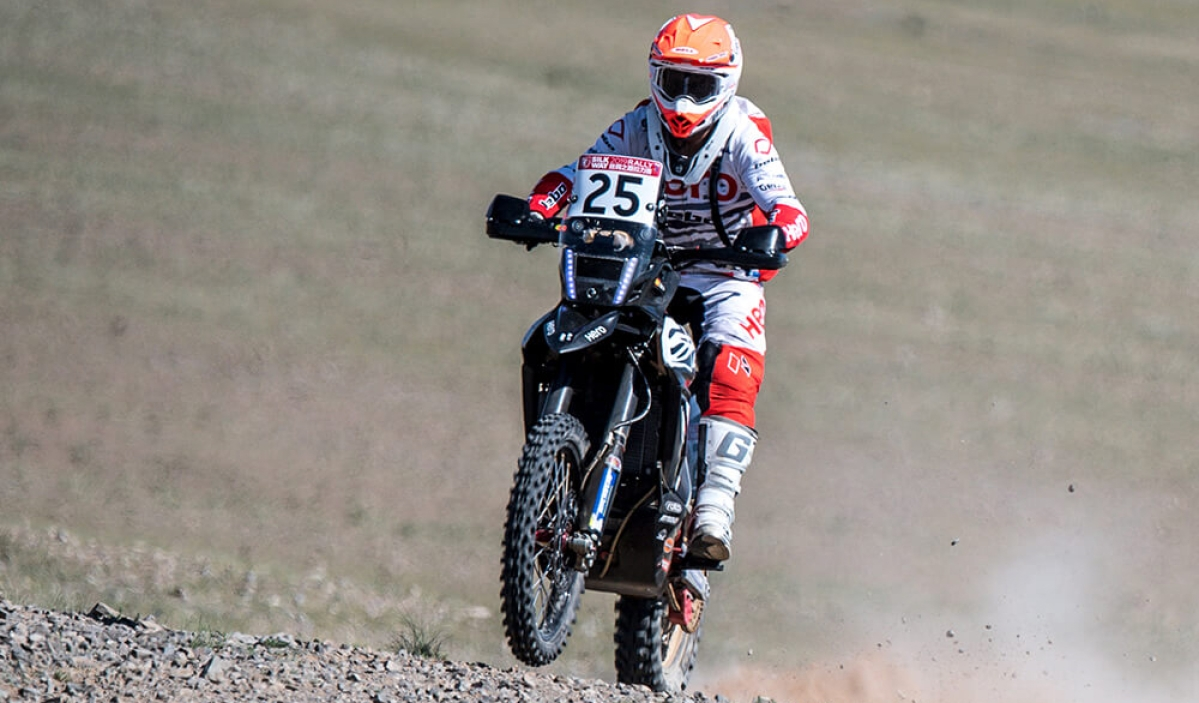 Silk Way Rally Day 6: Oriol Mena secures maiden stage win