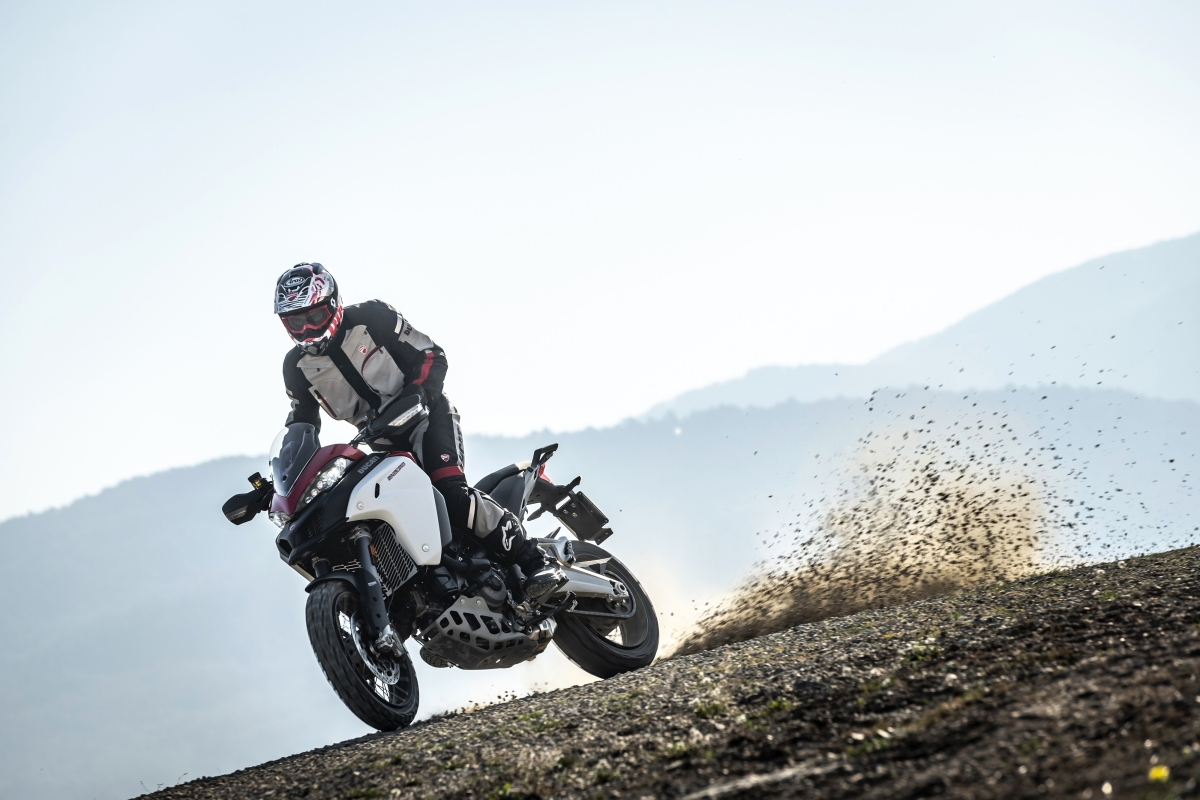 Ducati Multistrada 1260 Enduro launched in India at Rs 19.99lakh