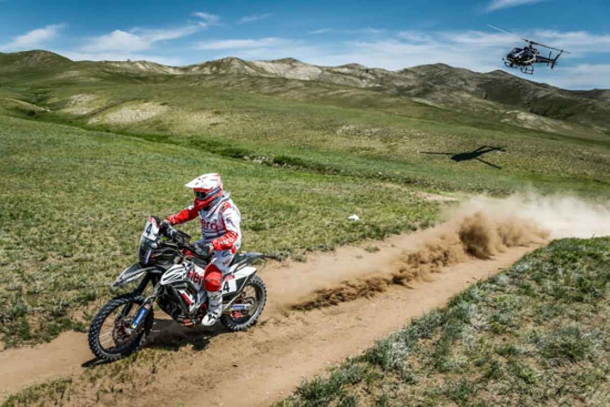Silkway Rally Day 3: Hero MotoSport Team Rally riders finish stage three on eight and tenth postions
