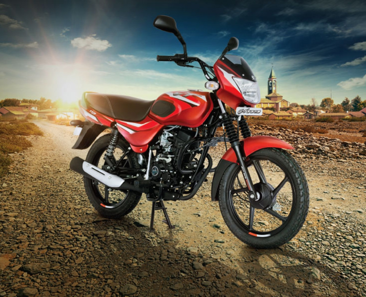 Bajaj launches the new CT 110 at Rs 37,997
