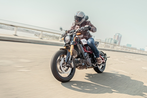 Indian Motorcycle launches FTR 1200 S at a starting price Rs 15.99 lakh